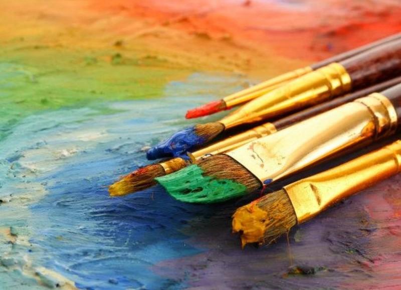 Artes plásticas, una de las disciplinas.