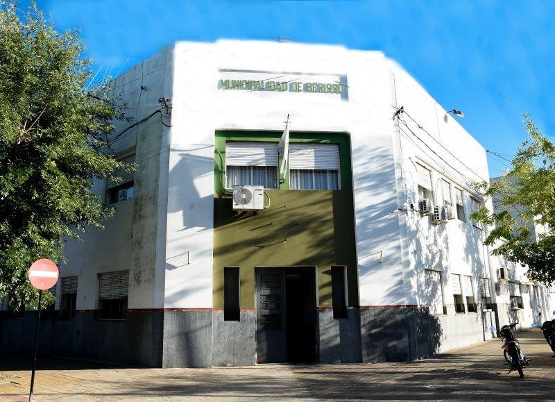 Sede del Ejecutivo comunal.