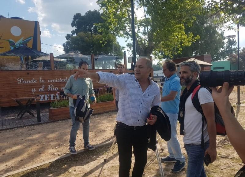 Reunión en Ensenada.