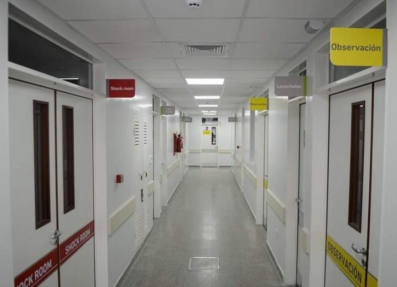 Situación en el centro asistencial
