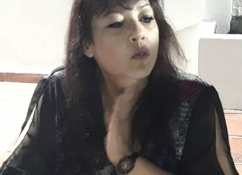 Gilda Silva, titular de UDocBA Berisso.