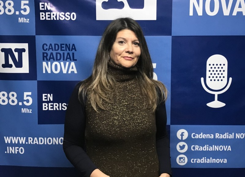 La palabra de Mariana Astorga, titular del Foro Municipal de Seguridad.