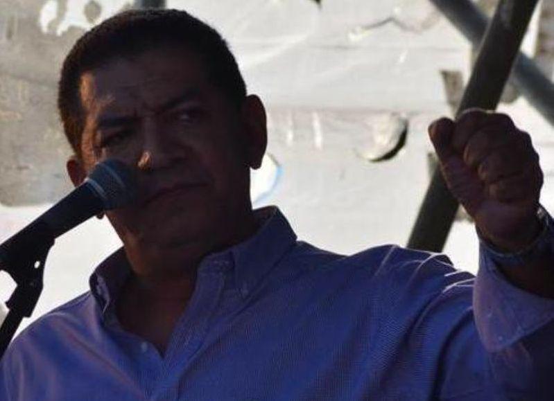 Ramón Garaza, titular del PJ berissense.