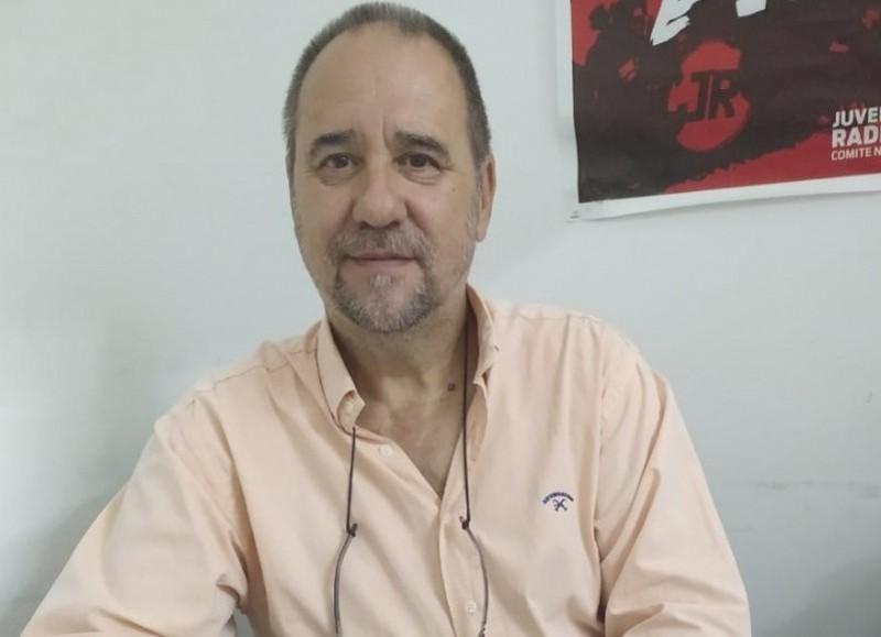 Claudio Topich.