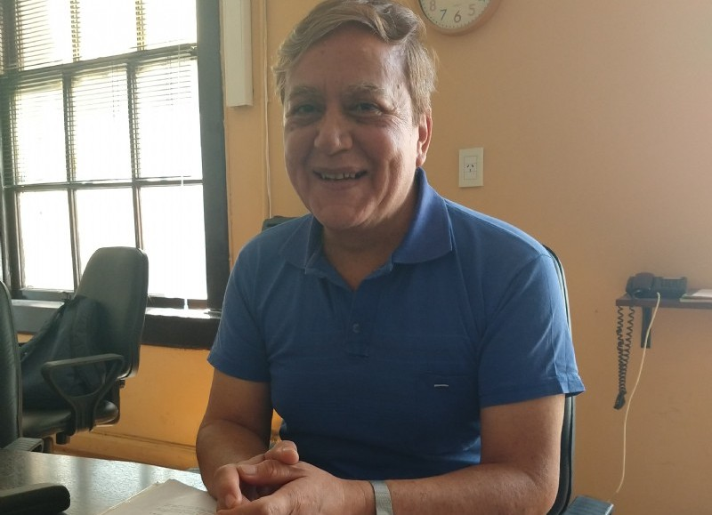 Darío Luna, concejal de Juntos por el Cambio.