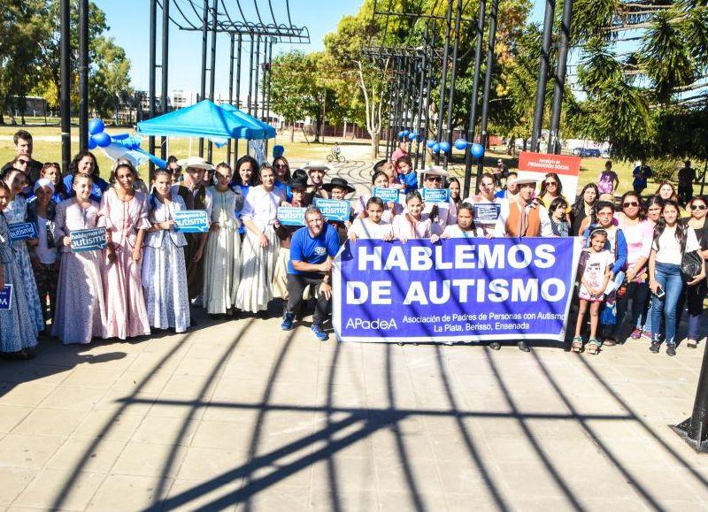 Actividad organizada por el Consejo Municipal para Personas con Discapacidad.