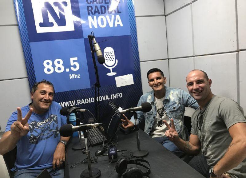 El testimonio de Javier y Martín, en el aire de BerissoCiudad en Radio.