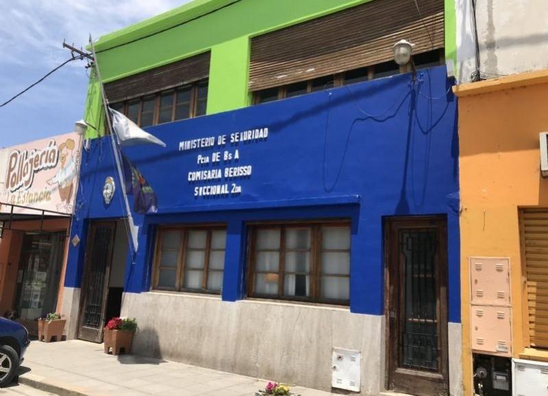Al frente de la Comisaría Segunda asumió Luis de la Lama.