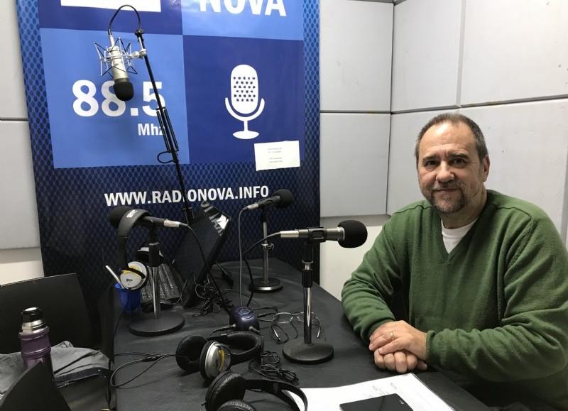 El secretario de Gobierno, Claudio Topich.