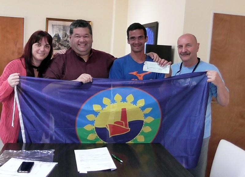 Nos representará en la provincia de Mendoza.