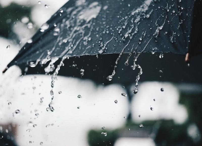 Se vienen las lluvias.