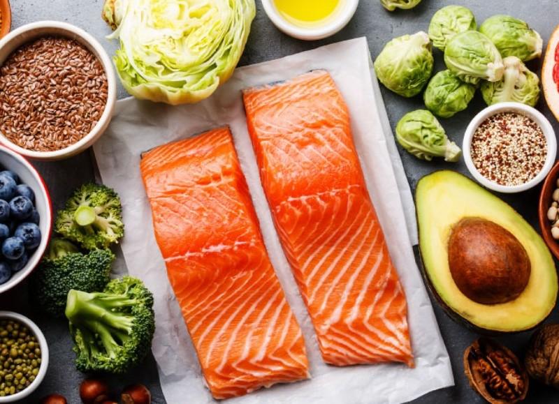 Nutrición saludable.
