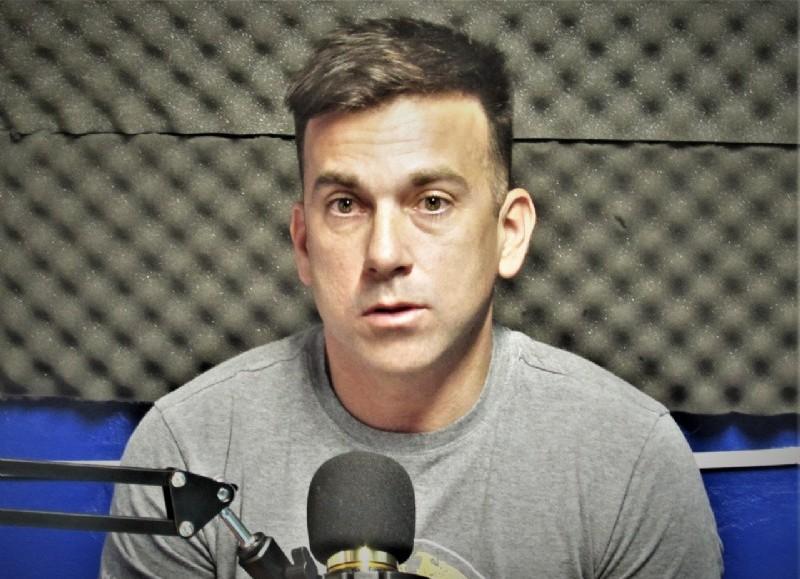 Secretario del Sindicato de Guardavidas, Martín Idiart