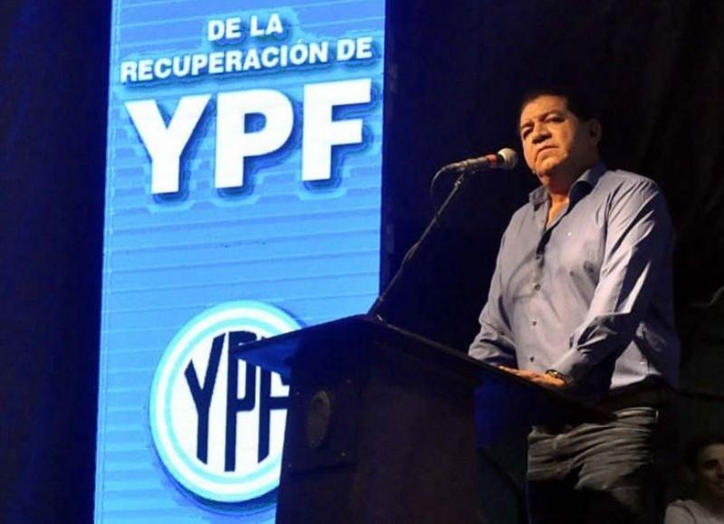 Ramón Garaza, titular del SUPeH Ensenada.