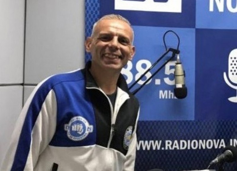 Aníbal Fernández, subsecretario de Relaciones con la Comunidad.