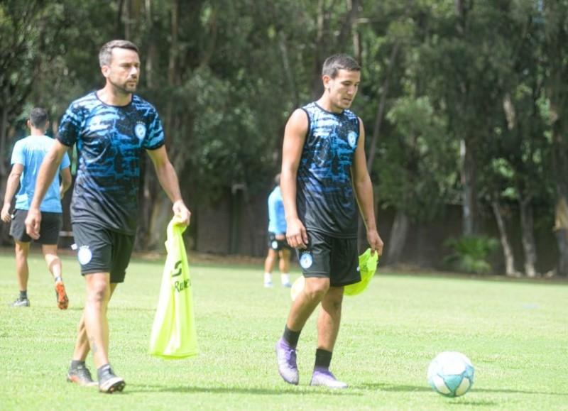 Apuntan al gran desafío por Copa Argentina.