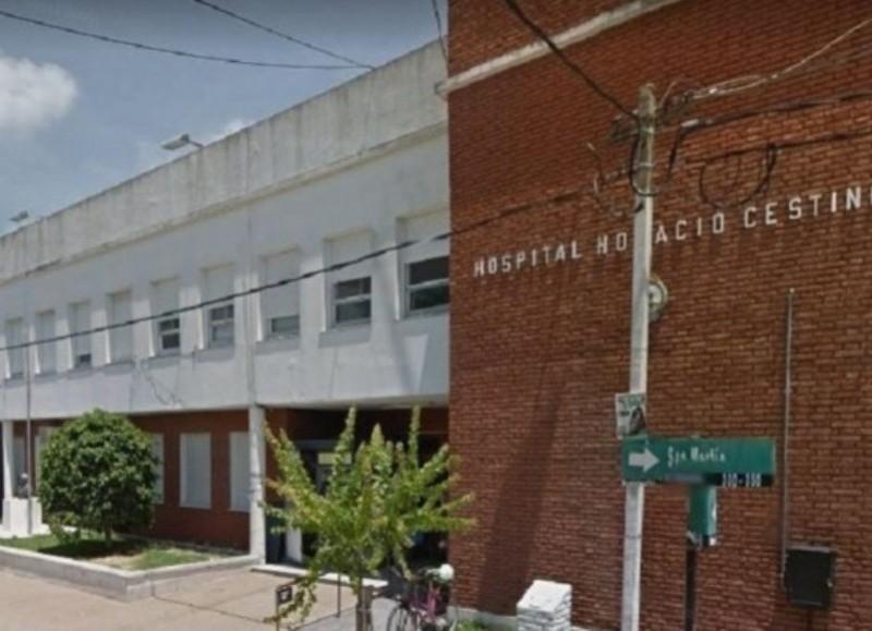 La víctima fue derivada a la guardia del Hospital Cestino, donde los médicos certificaron que el proyectil había atravesado el empeine y que la herida no ponía en riesgo la vida del lesionado.