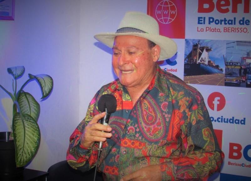 Tony Caribe.