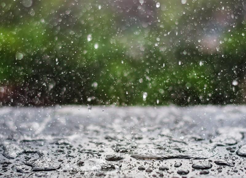 Lluvias y más lluvias.