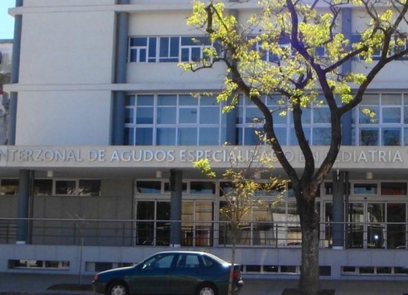 La intervención tuvo lugar en el Hospital de Niños.