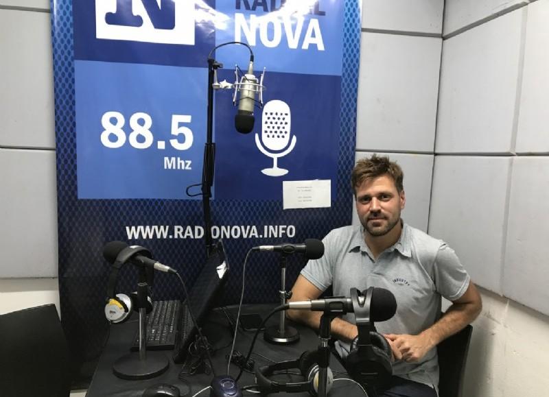 El coordinador de Colectividades y Políticas Migratorias, Juan Ignacio Fourment Kalvelis.
