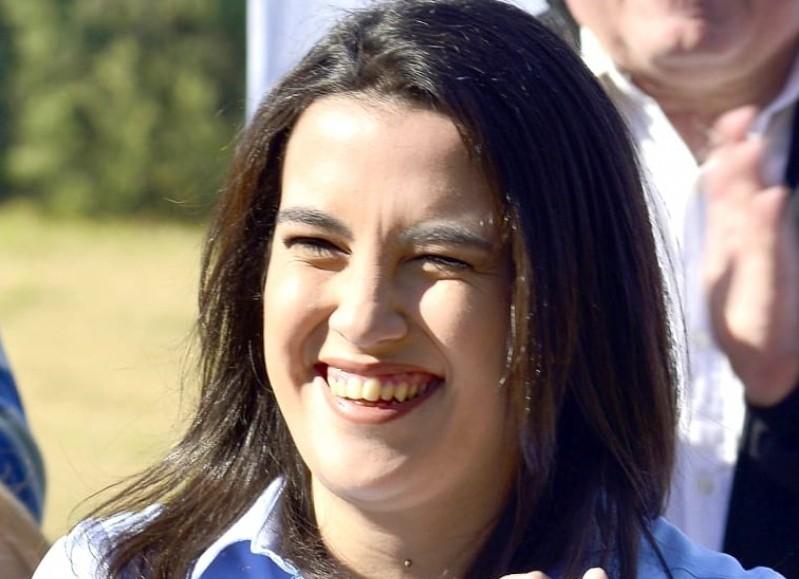 La actual concejal, Antonella Villa Chiodo.