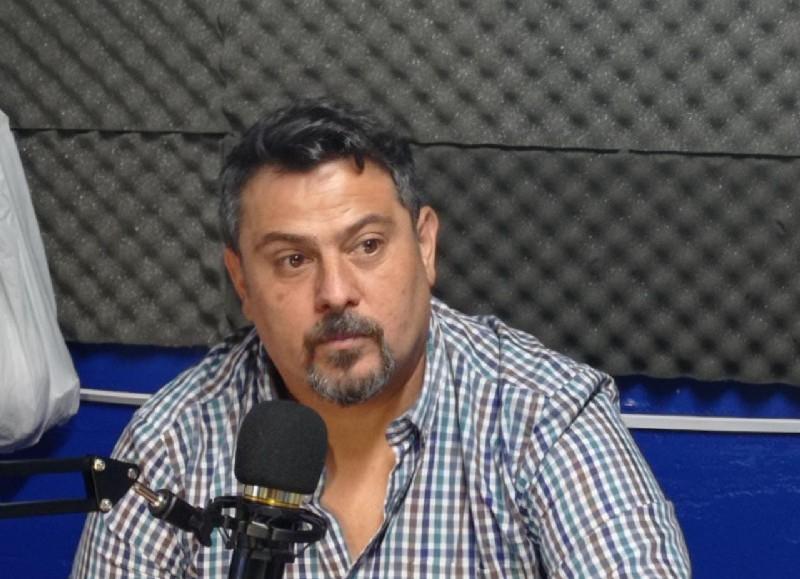 Darío Bautista.