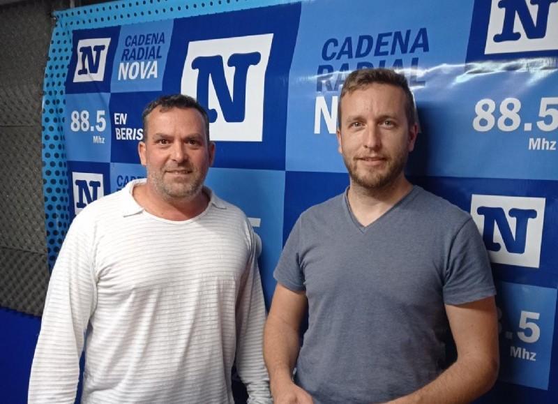 Pablo Swar y Jorge Marc Llanos.
