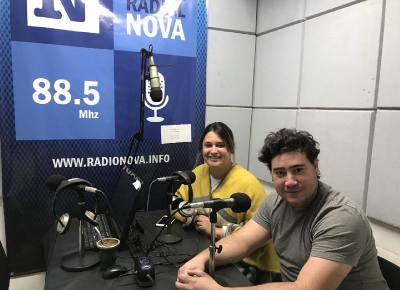 Mariela Cincotta y Germán Urdangaray.