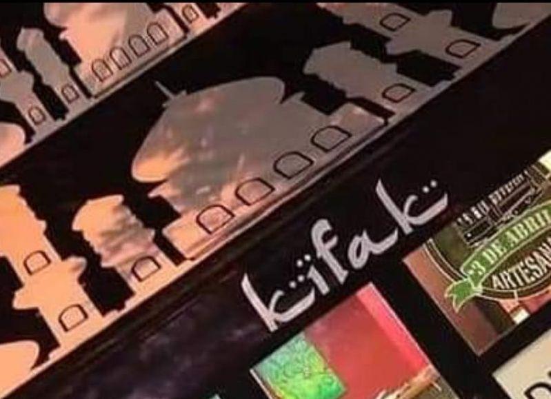 """Una iniciativa de """"Kifak""""."""