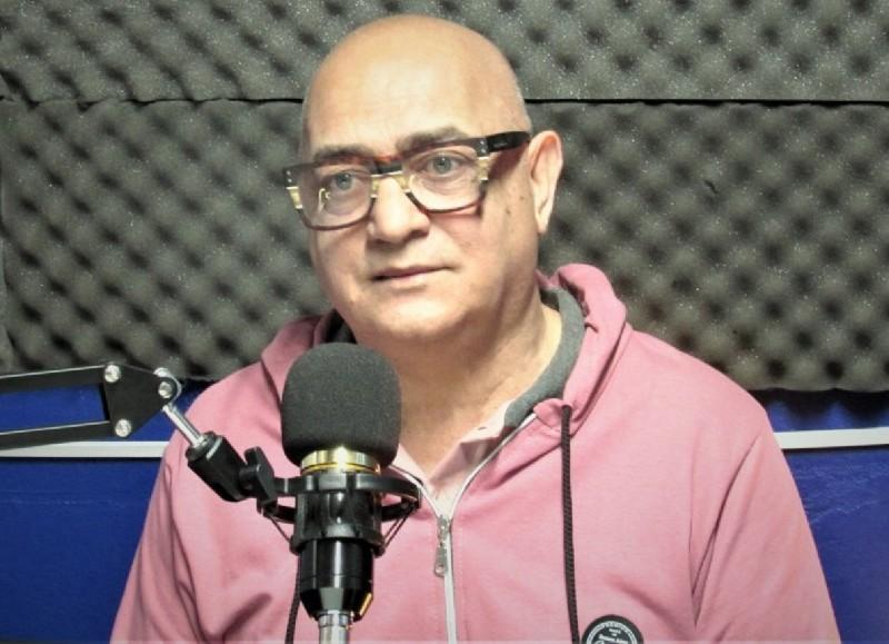 Vicente 'Pachuli' Ignomiriello.