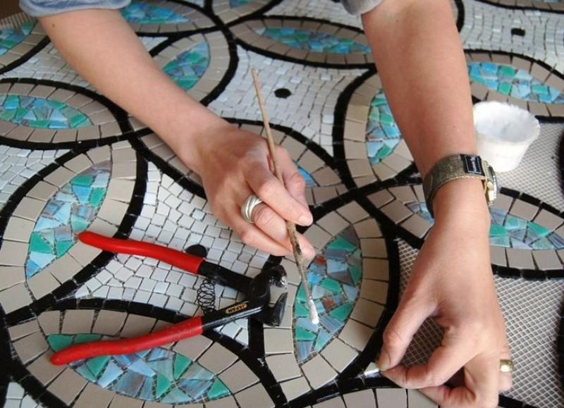Mosaiquismo, una de las propuestas.