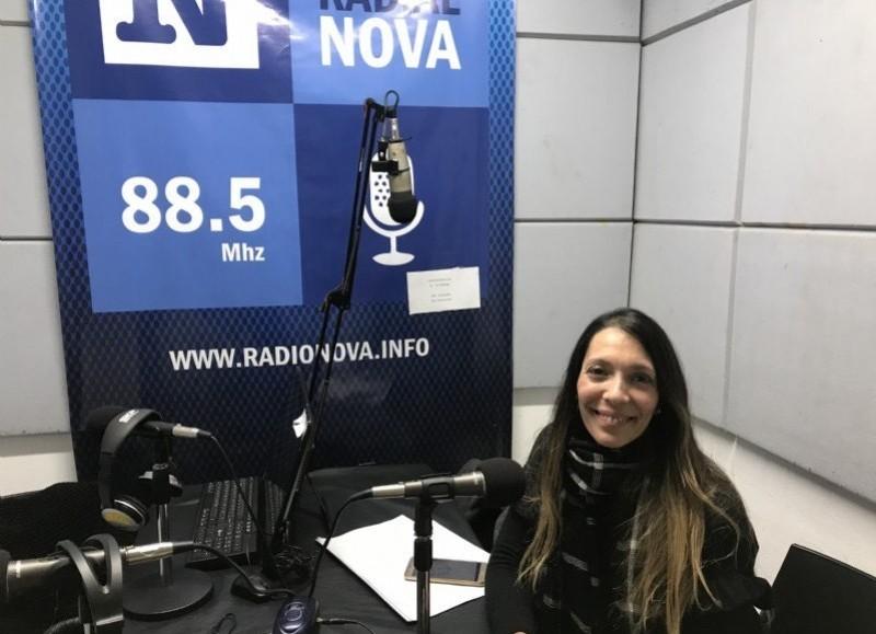 Silvina Di Renta, concejal opositora.