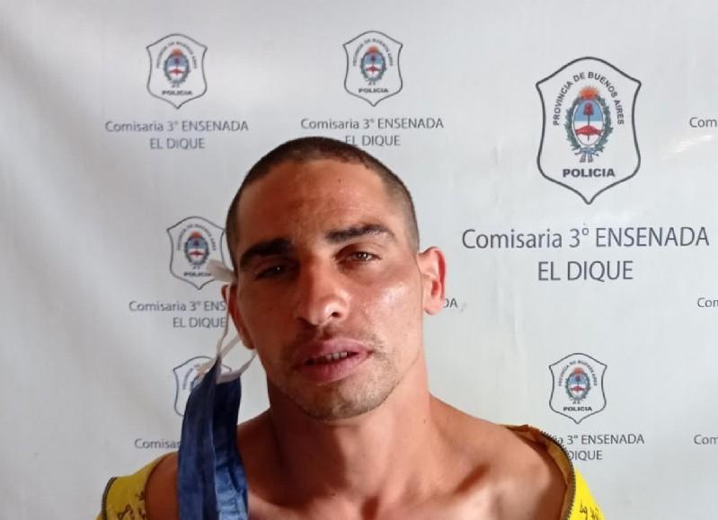 El violento caso se produjo en una vivienda en la zona de 36 y 124, en el barrio Villa Catella.