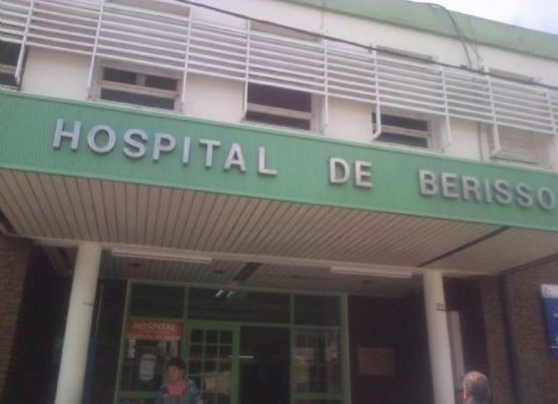 La mujer debió ser trasladada al Hospital Larraín.