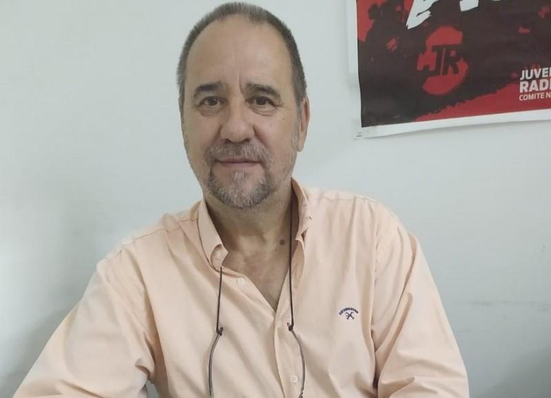 Claudio Topich, concejal de Juntos por el Cambio.