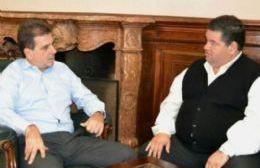 Cristian Ritondo y Jorge Nedela, como un culebrón colombiano.
