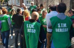 El Sindicato de Trabajadores Municipales llegó a un acuerdo con el Ejecutivo