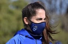 Celeste Ferrarini y el traslado de la burbuja sanitaria al fútbol femenino