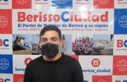 """Matías Nanni: """"A nivel local se podría haber llegado a un acuerdo que no sucedió"""""""