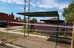 Dos nuevos refugios para vecinos de Villa Roca