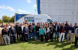 La actividad sumará a 500 personas y se realiza en el marco del PREIC.