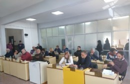 Sesionó el Concejo: Contaminación, obras por concluir y negativas en la convalidación de excesos