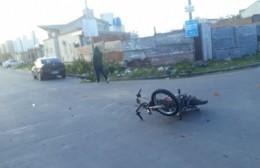 El accidente de cada día: Las calles internas y las motos son los factores recurrentes