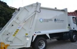 Recolección de residuos durante las fiestas navideñas