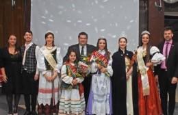 Judith Micaela Zorzoli Jacznik, flamante soberana de la colectividad belarusa