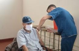 Continúa el operativo de vacunación en Berisso