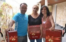 Continúa la entrega de cajas navideñas en el Sindicato de Trabajadores Municipales