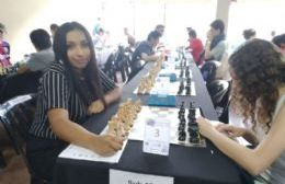 Destacada labor de Mara Céspedes en el Campeonato Argentino de Ajedrez