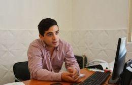 """Nanni espera un """"productivo"""" año legislativo"""
